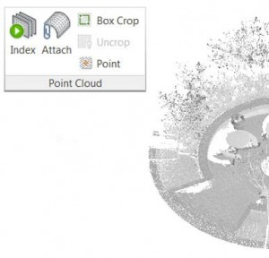 Point Clouds import to Схэехшди 2013
